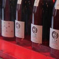 「日本ワイン」を中心とした品揃えと国産クラフトビール