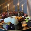 料理メニュー写真《 ディナー》【Halloween Dinner】少し不気味でキュートなコースを10月限定でご用意しております!