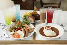ムーミンベーカリー&カフェ ラクーア店のコース写真