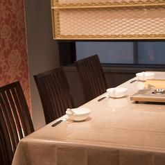 【3名~6名席】会社宴会や団体様でのご宴会にもご用意可能です。広々とした空間でゆったりとお食事できます。