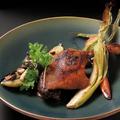 料理メニュー写真鴨肉のコンフィ
