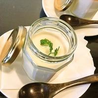 杏仁豆腐(常時7種類のフレーバー)