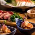 上野店のイチオシ宴会コースは飲み放題付8品3,500円~!!