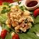 カリカリベーコンとズッキーニのポテトサラダ