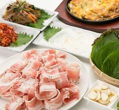 韓食斑家の写真