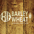 barley wheat バーレイ ウィートのロゴ
