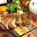 料理メニュー写真厳選国産豚の塩麹漬け~GRILL焼き仕上げ~