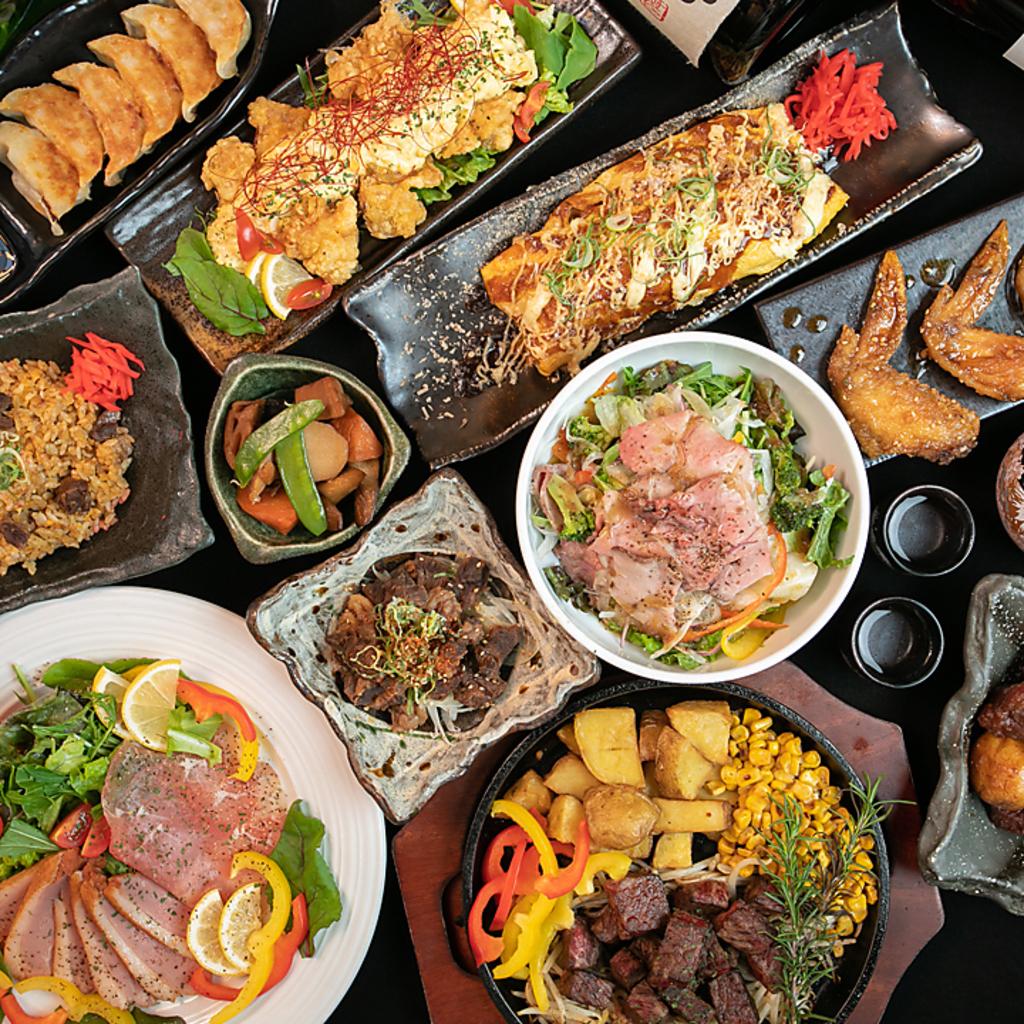 梅田最安値 食べ飲み放題 肉寿司 HINATA  梅田東通り店|店舗イメージ9