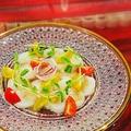 料理メニュー写真北海道産 帆立のカルパッチョ