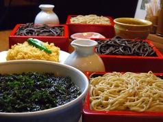 伊豆高原 やぶ蕎麦の写真