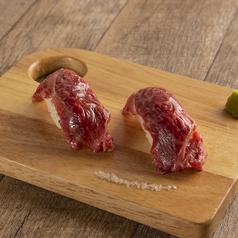 和牛の握り寿司(1貫)