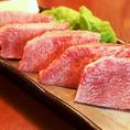 《安かろう。旨かろう。》がモットーの三先肉焼屋。上質なお肉をリーズナブルに提供することで、三先を焼肉で笑顔に!!タレ、塩、味噌など調味料も豊富です♪まさに安すぎて旨すぎて、驚きのメニューがたくさん★