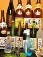 新潟の地酒も各種用意。