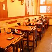 串かつあさひ ベルフローラ店の雰囲気3