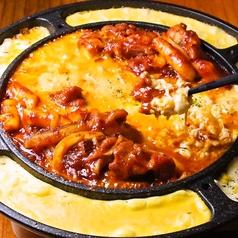 韓国路地裏食堂 カントンの思い出 新大久保の写真