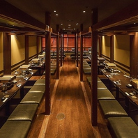 【宴会】最大70名様の上質個室!静岡での宴会は芋蔵で。