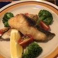 料理メニュー写真焼き魚