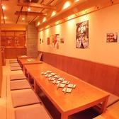 名物酒家 メイブツノヤ 田町店の雰囲気3