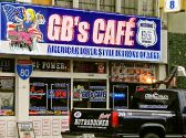 GBs CAFE 富山大学前店 富山のグルメ