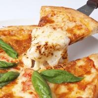 【チーズとトマトの相性が抜群】のマルゲリータ780円