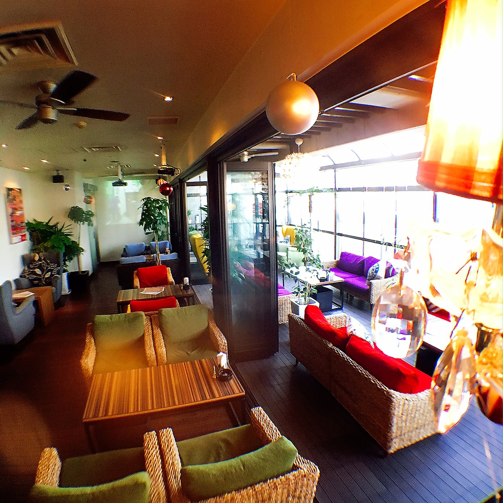 Sofa Dining &Terrace Garden 鹿児島天文館店《ソファダイニング&テラスガーデン》|店舗イメージ5