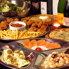 TENJIN Dining MiSTのコース写真