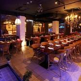 2名様用のテーブルが並んでるので、人数に応じて24名様まで席をご用意可能です。【津田沼/個室/女子会/誕生日/貸切/歓送迎会】