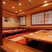 寿司茶屋 桃太郎 池袋西口店の雰囲気3