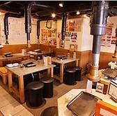 コリアンキッチン 味ちゃんの雰囲気3