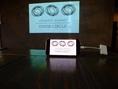 【3F貸切フロア】プロジェクターや音響完備!携帯の画面を映すことも可能です!結婚式2次会や会社宴会はもちろん、好きなアーティストのLIVE鑑賞など使い方はあなた次第!映像と共にお愉しみください!※音響、映像設備はレンタル無料です。