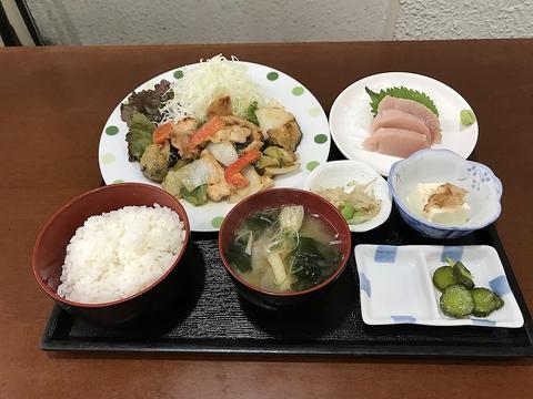 横浜 定食 屋