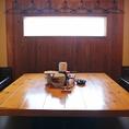 テーブル席はご家族でもご利用いただけます!広々としているのでゆっくりとお食事をご堪能いただけます!