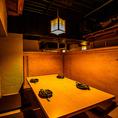 【福家 新宿南口店】離れ家風個室、オシャレでくつろげる、広い個室です!!!