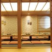 ご親族が集う法事・慶事のお食事には団体席もご用意致しております。鎌倉の周遊団体様の宴会などにも便利な立地となっております。