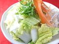 料理メニュー写真野菜盛