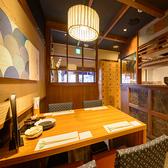 肉寿司 うるる 紺屋町店の雰囲気3
