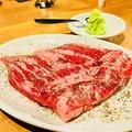 料理メニュー写真3.ハラミステーキ(200g)