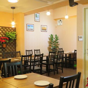 本格南インド料理 ボンベイ 水引店の雰囲気1