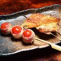料理メニュー写真野菜焼き