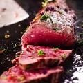 料理メニュー写真極上シャトーブリアンのステーキ eスタイル
