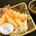 料理メニュー写真海老の天麩羅
