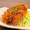 料理メニュー写真松阪豚のメンチカツ