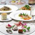 料理メニュー写真6050円・吉野シェフお任せディナーコース