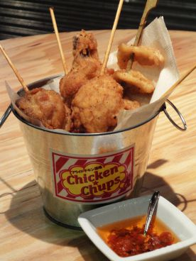 チキンチャップスのおすすめ料理1