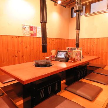 あみ焼元祖しちりん 江戸川台東口駅前店の雰囲気1