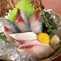 料理メニュー写真生鯖の刺身