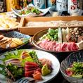 宴会コースは4000円~!お席やご予算などお気軽にお問合せください。