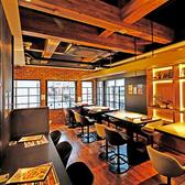 クラフトビール&ピザ 100K 四条烏丸店の雰囲気2