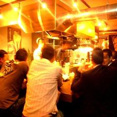 六本木三ツ星酒場 朝日食堂の雰囲気1