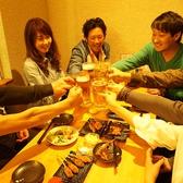 ≪テーブル宴会♪≫コースは飲み放題付3000円で自慢の串も釜飯も楽しめます。ご宴会にも◎